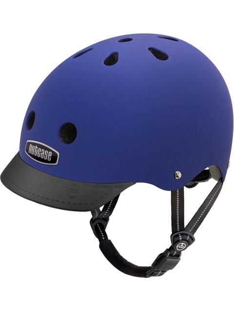 Nutcase Street Helmet Kinder cobalt matte